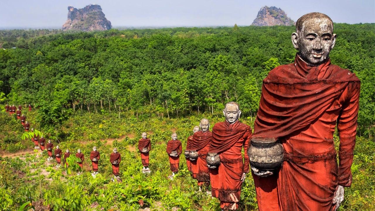 Circuit Birmanie famille Myanmar