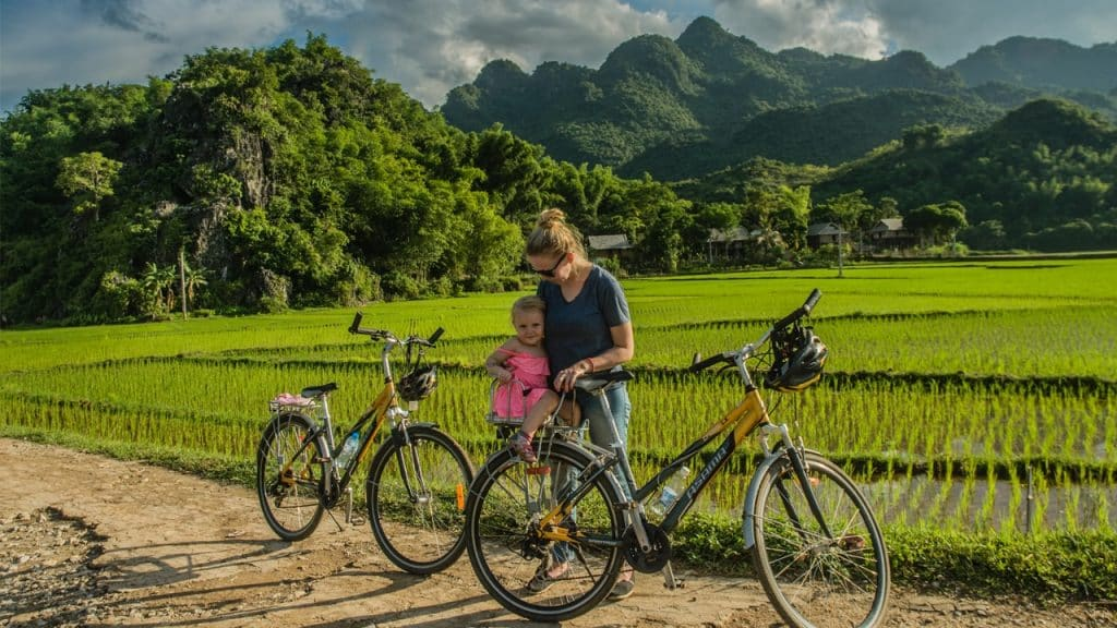 Circuit au Vietnam en famille