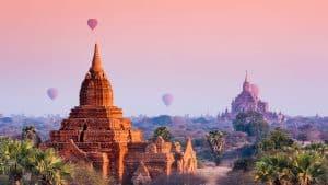 Voyage bagan birmanie en famille