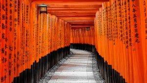 Voyage Kyoto Fushimi Inari