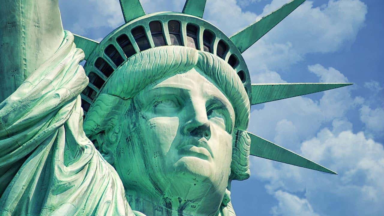 Voyage New York statue de la liberte