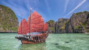 Voyage Baie d'Halong Vietnam