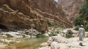 Voyage Wadi Shad Oman