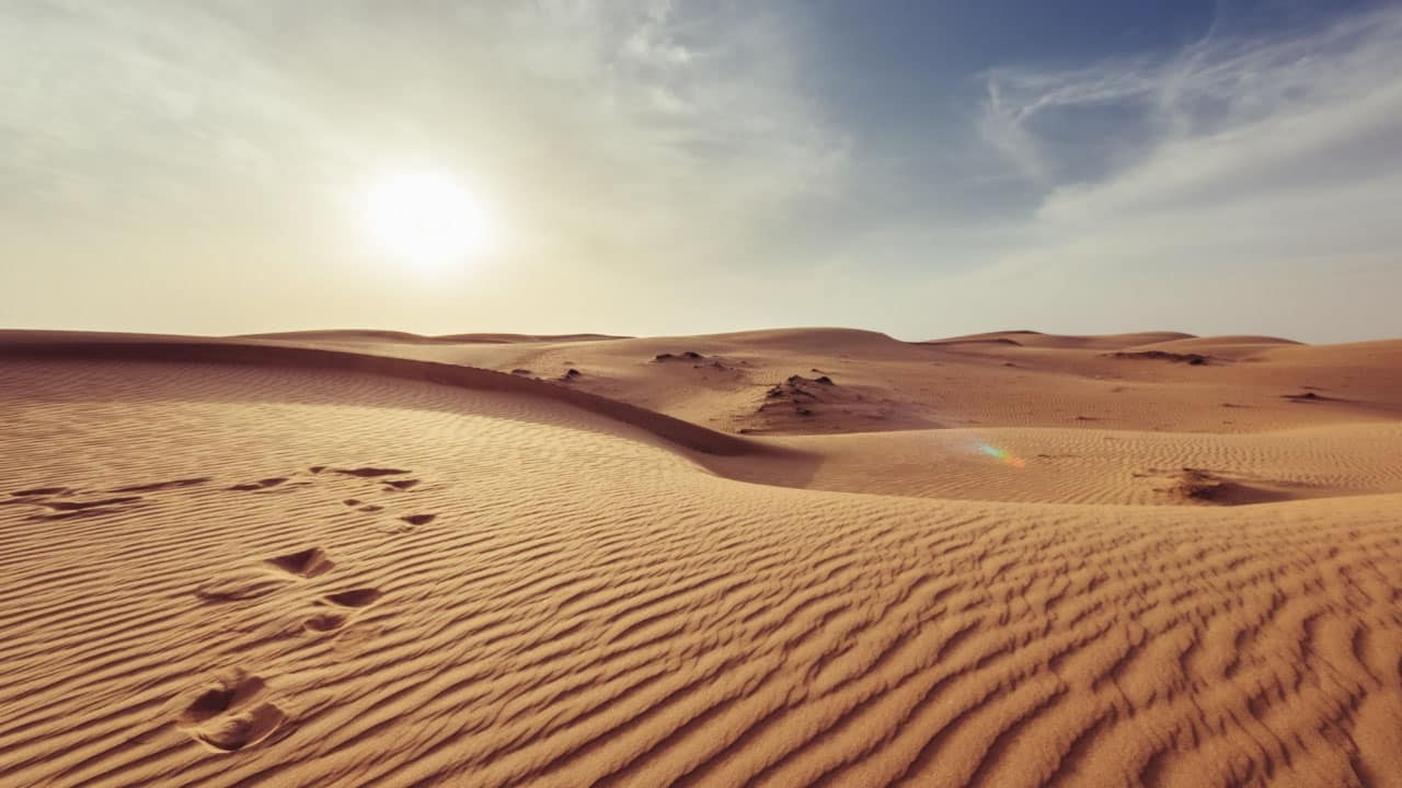 Voyage à Oman en famille