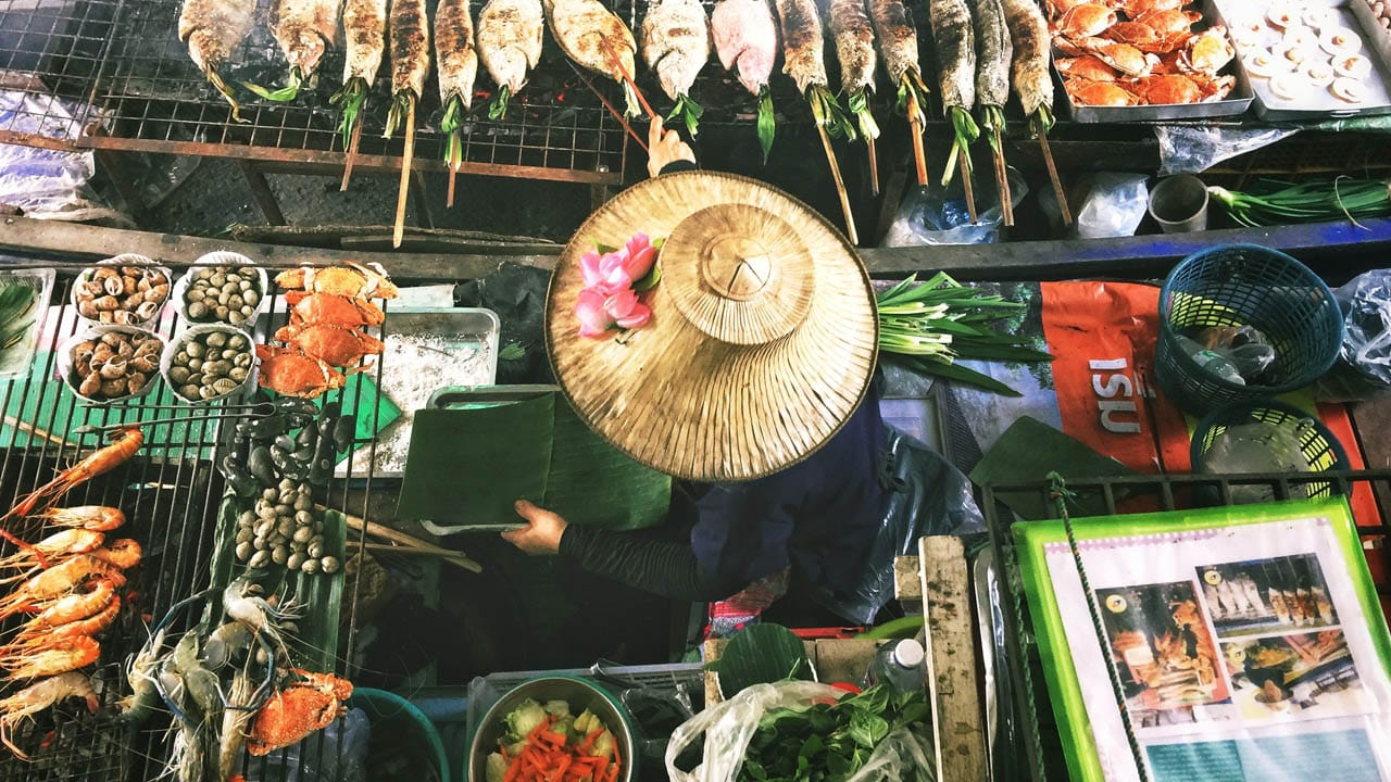 Bangkok en famille