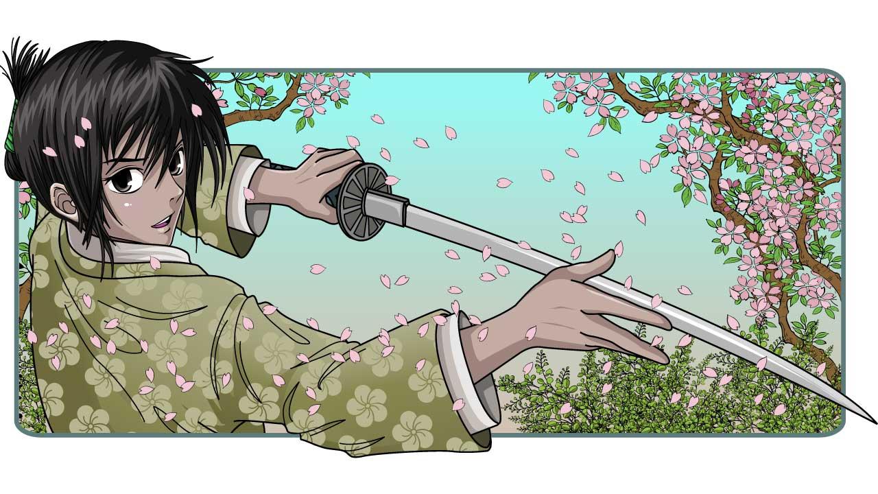 Apprendre à dessiner un manga au Japon