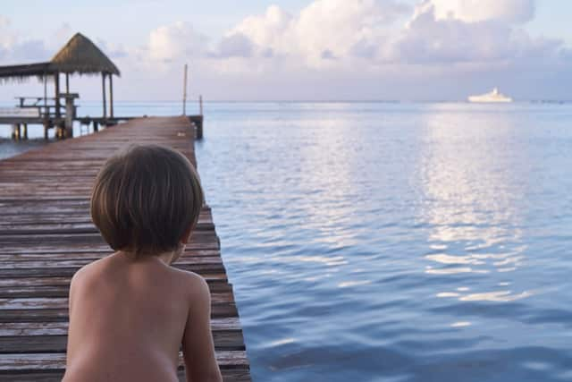 séjour Polynésie en famille