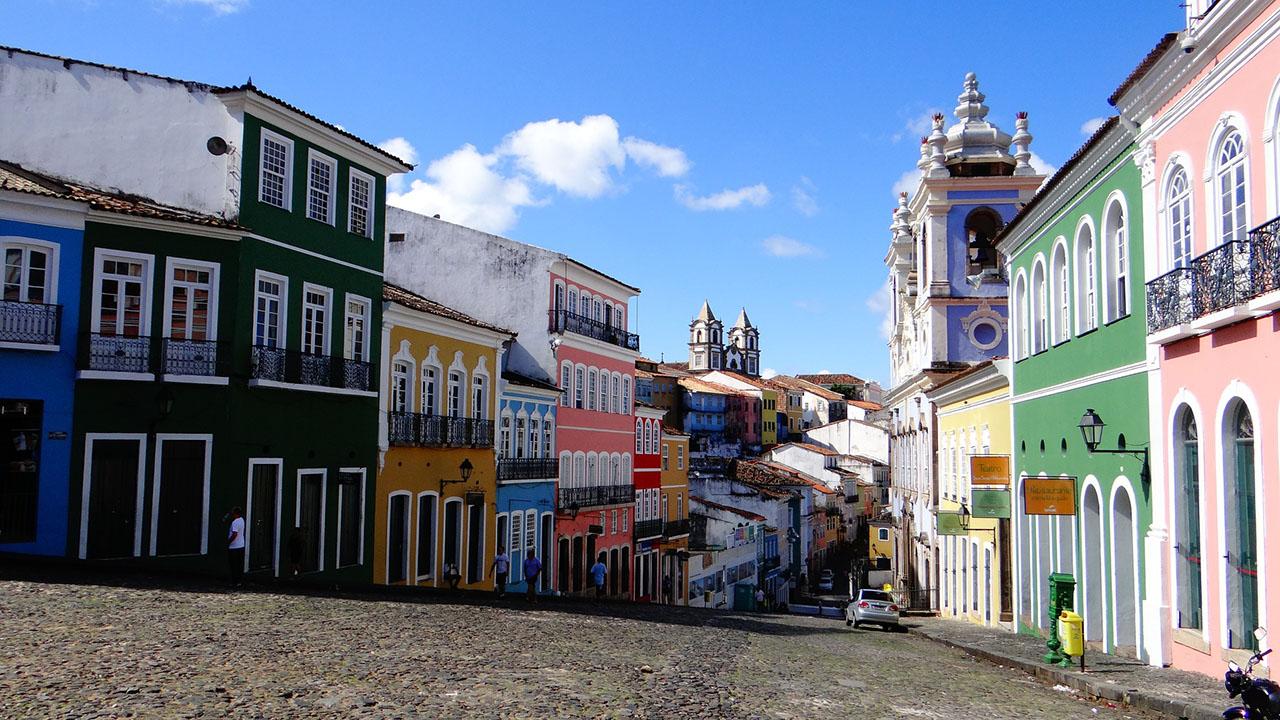 voyage au Brésil en famille en hiver