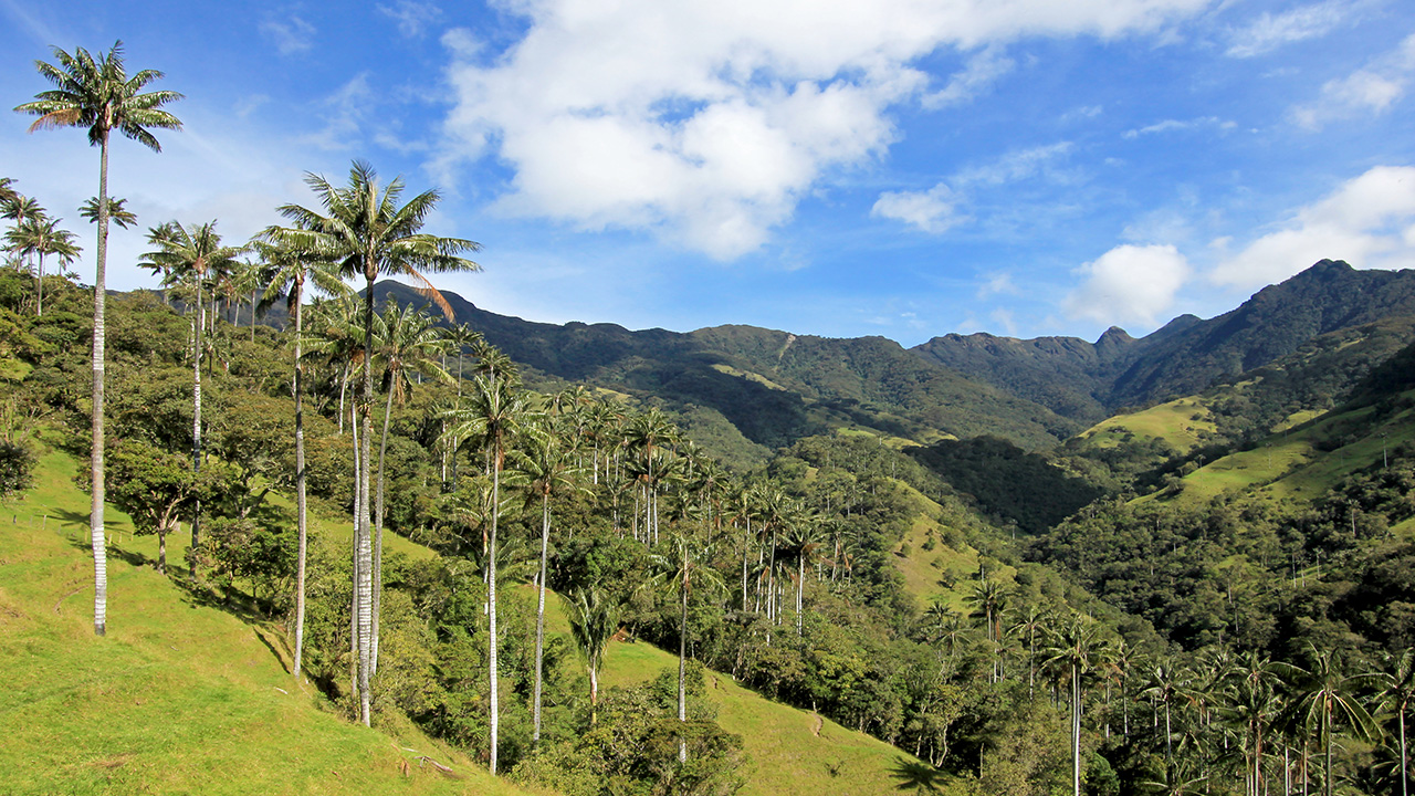 voyage Colombie en famille