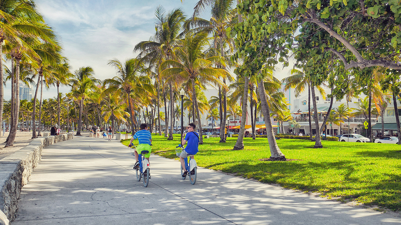 voyage Miami en famille