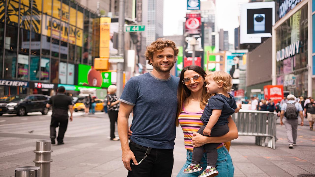 une semaine à New York en famille