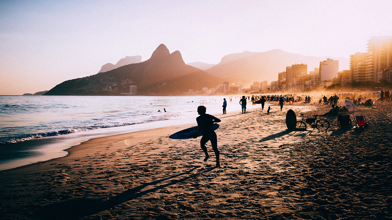 Séjour Rio avec des enfants