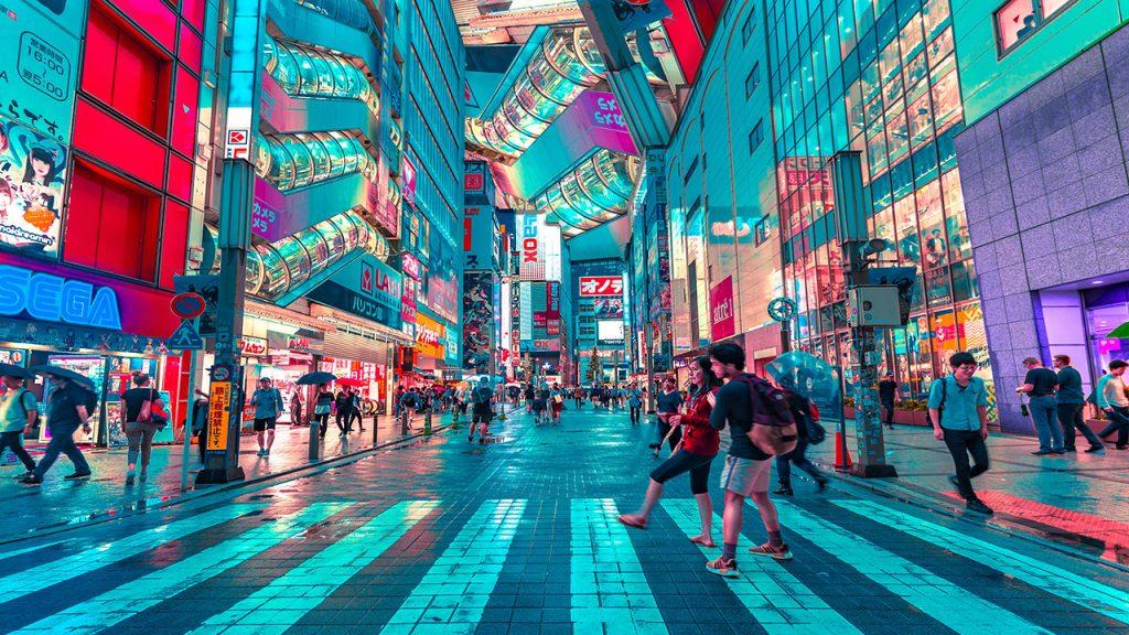 voyage Tokyo en famille