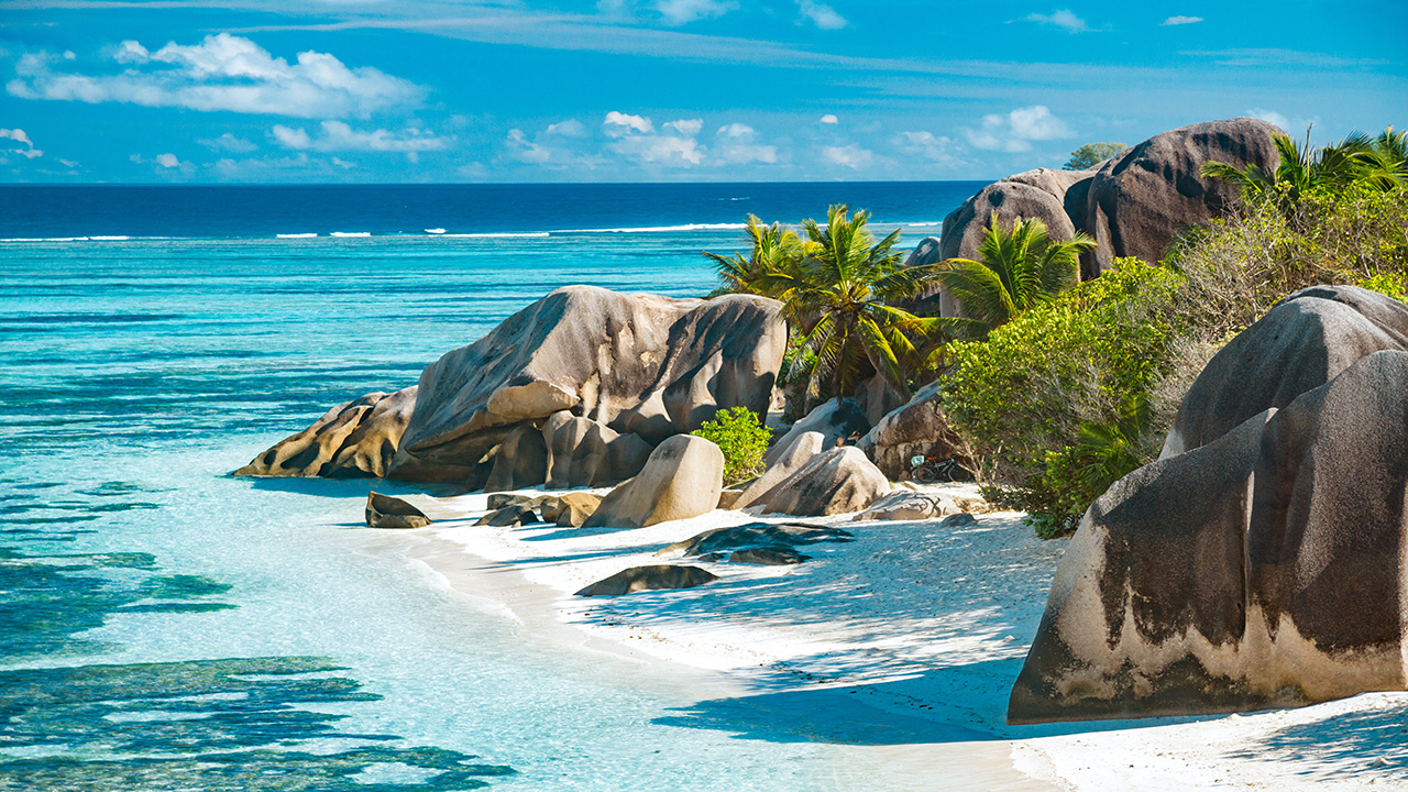 Seychelles avec des enfants