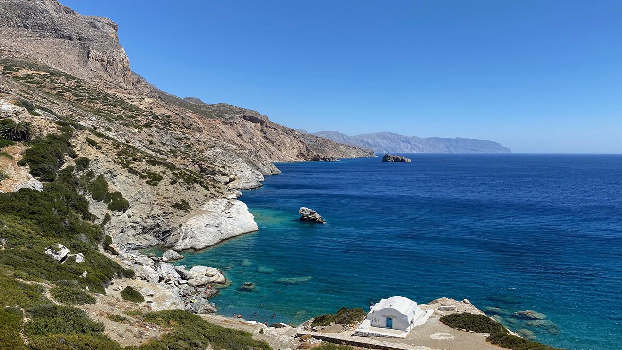 séjour Cyclades avec enfants